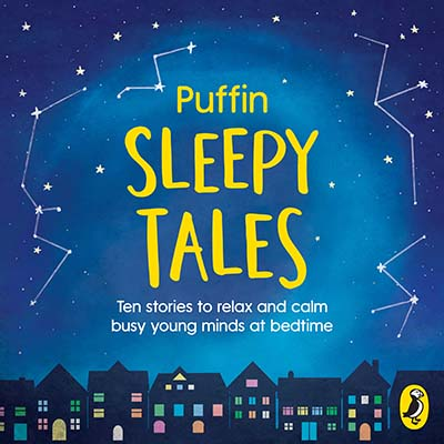 Puffin Sleepy Tales - Jacket