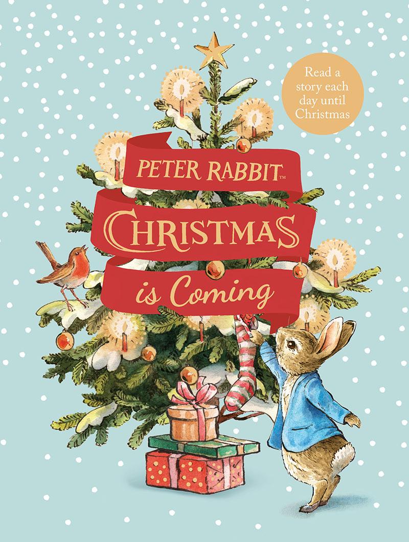 Peter Rabbit: Christmas is Coming - Jacket