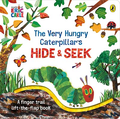 The Very Hungry Caterpillar's Hide-and-Seek - Jacket