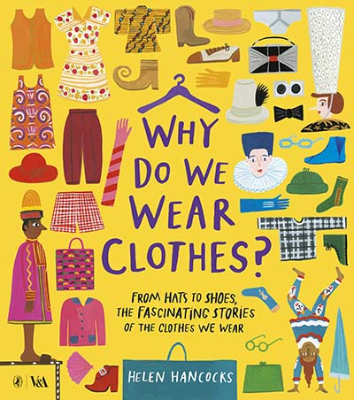 Why Do We Wear Clothes? - Jacket