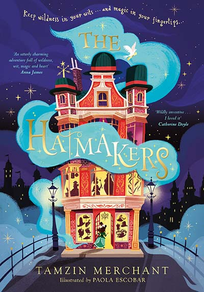 The Hatmakers - Jacket