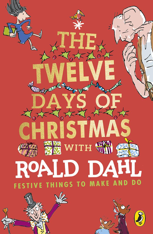 Roald Dahl's The Twelve Days of Christmas - Jacket