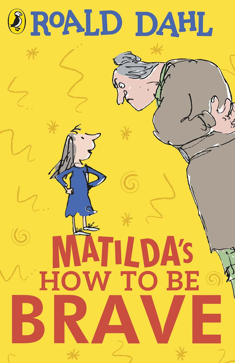 Matilda's How To Be Brave - Jacket