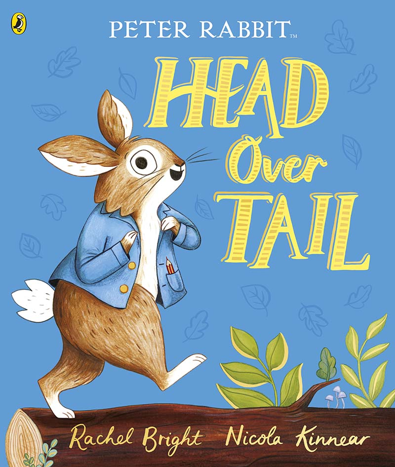 Peter Rabbit: Head Over Tail - Jacket