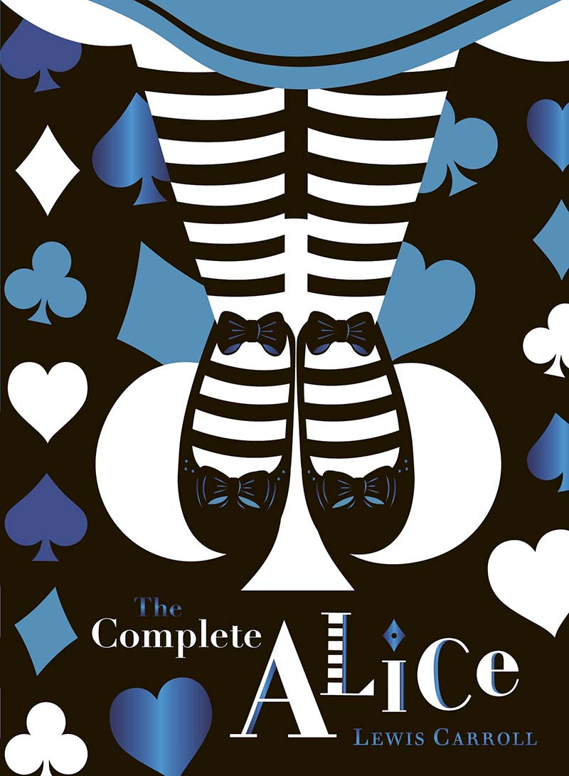The Complete Alice: V&A Collector's Edition - Jacket