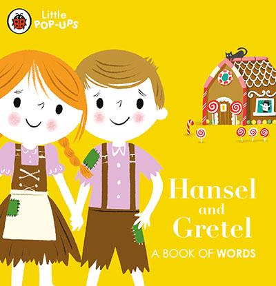 Little Pop-Ups: Hansel and Gretel - Jacket