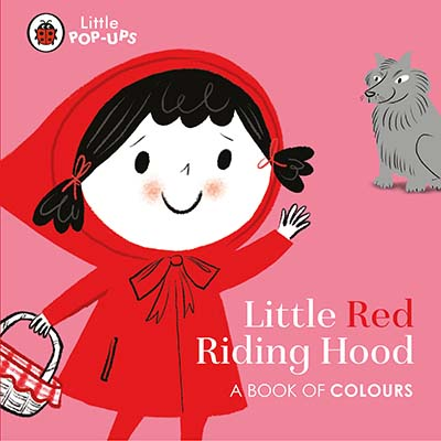 Little Pop-Ups: Little Red Riding Hood - Jacket