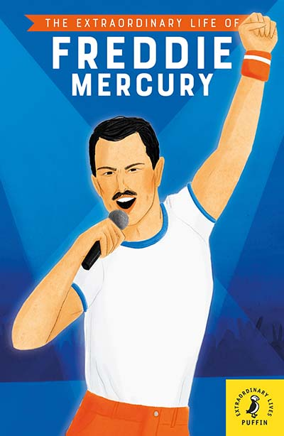 The Extraordinary Life of Freddie Mercury - Jacket