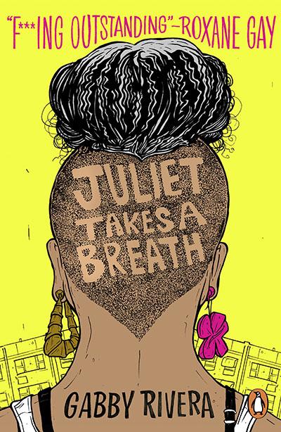 Juliet Takes a Breath - Jacket