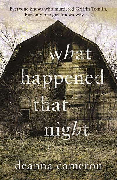 What Happened That Night - Jacket
