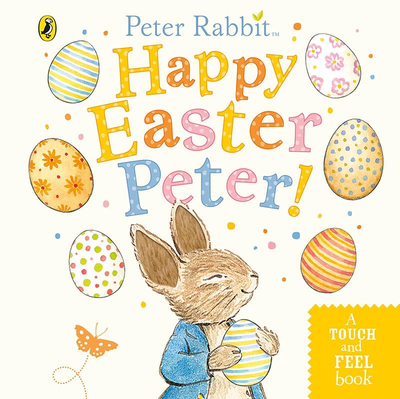 Peter Rabbit: Happy Easter Peter! - Jacket
