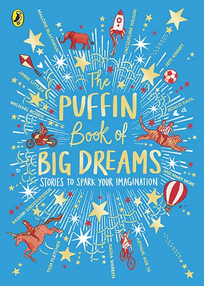 The Puffin Book of Big Dreams - Jacket