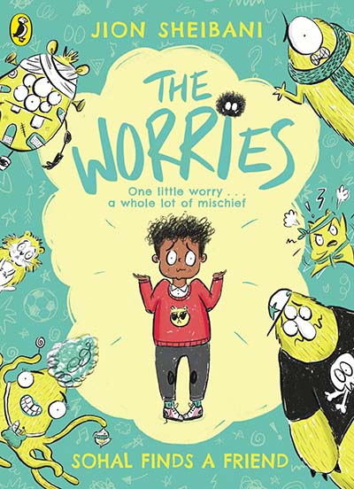 The Worries: Sohal Finds a Friend - Jacket