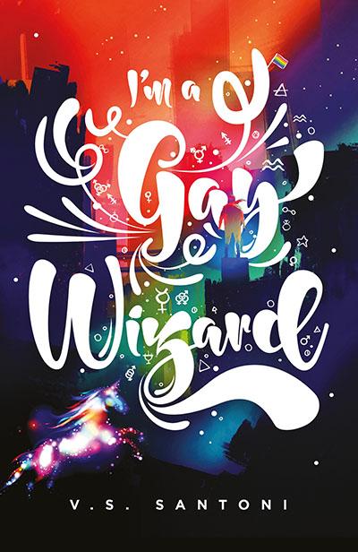 I'm a Gay Wizard - Jacket