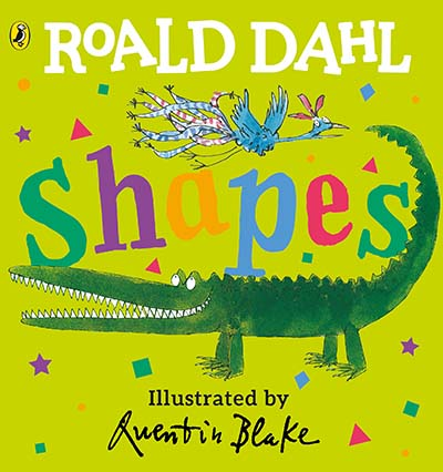 Roald Dahl: Shapes - Jacket