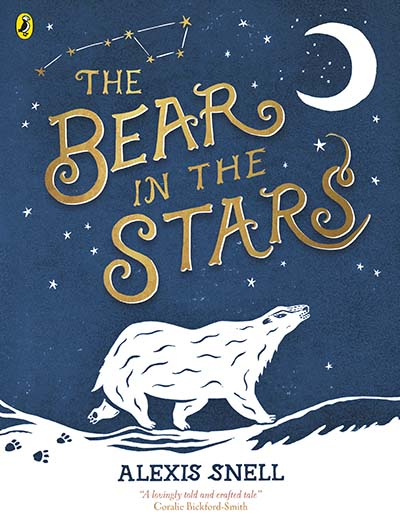 The Bear in the Stars - Jacket