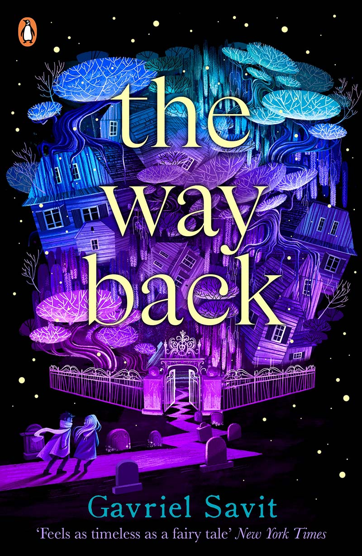 The Way Back - Jacket