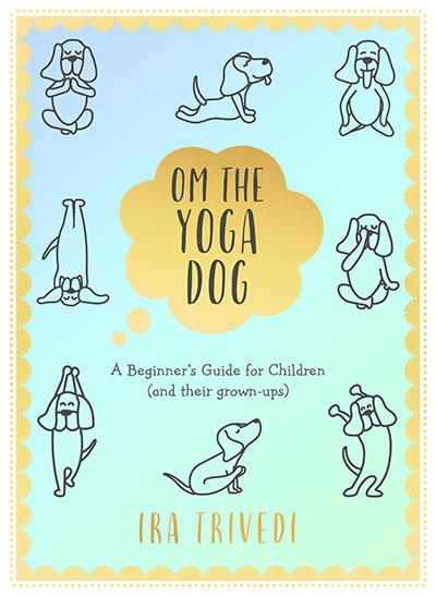 Om the Yoga Dog - Jacket