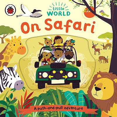 Little World: On Safari - Jacket