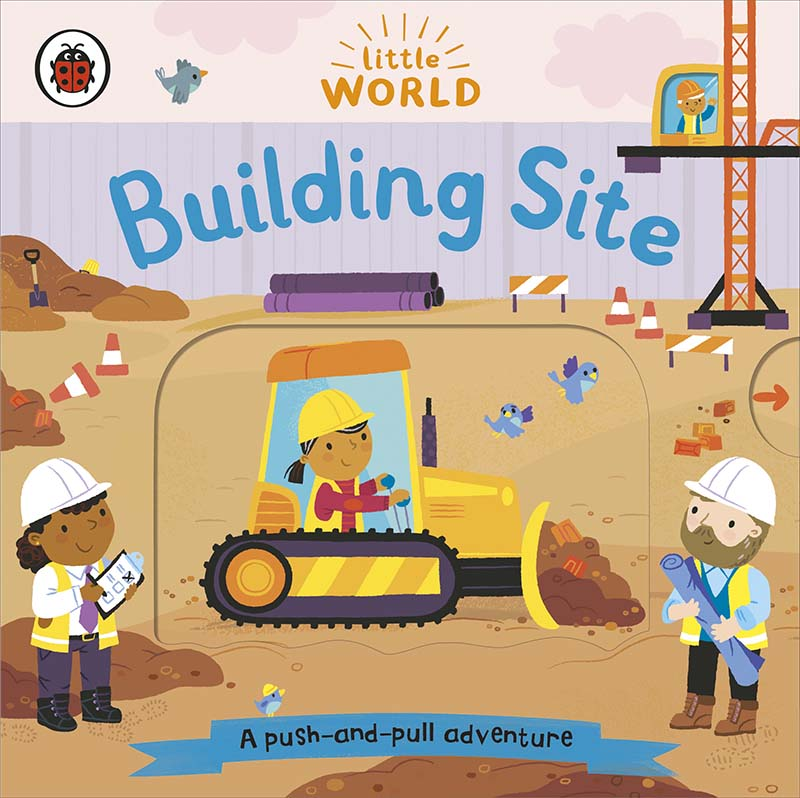Little World: Building Site - Jacket