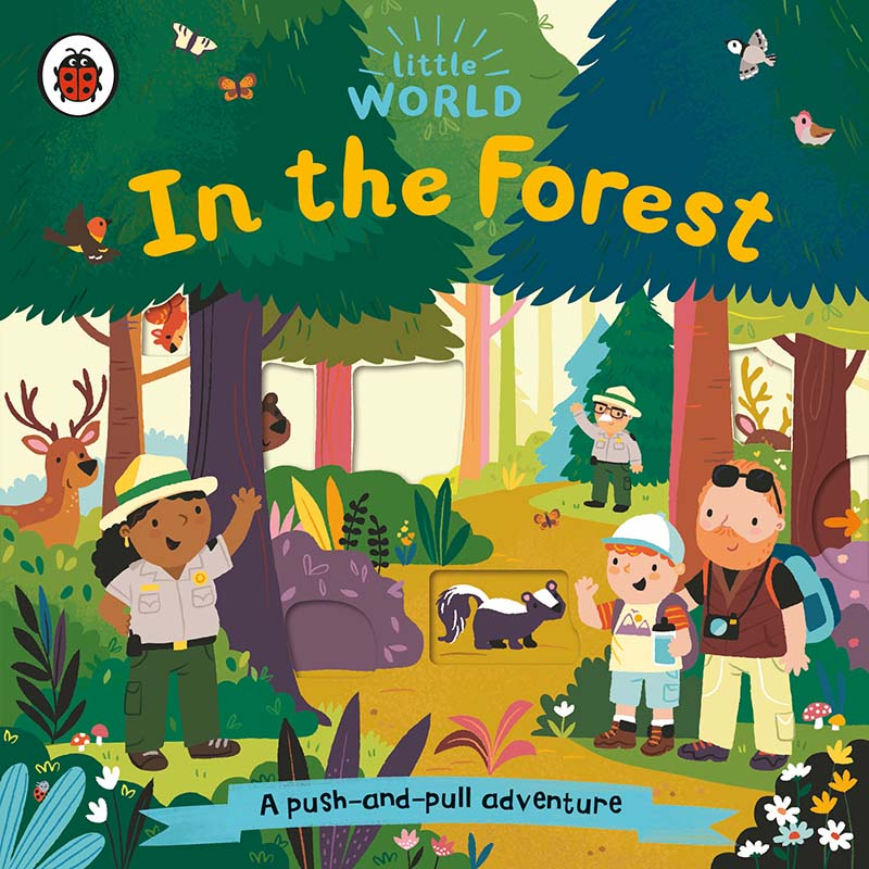 Little World: In the Forest - Jacket