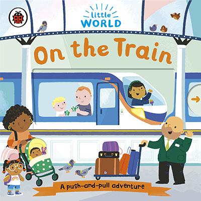 Little World: On the Train - Jacket