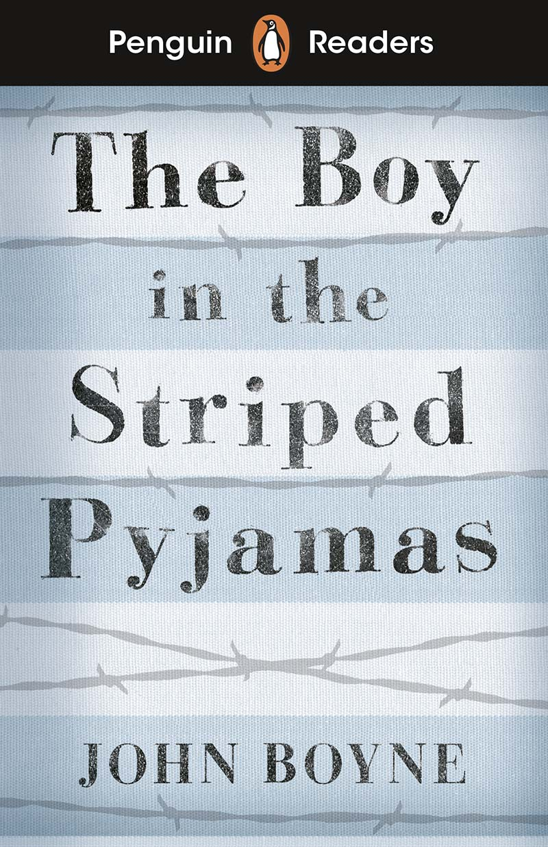 Penguin Readers Level 4: The Boy in Striped Pyjamas (ELT Graded Reader) - Jacket