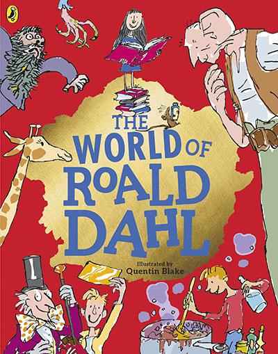 The World of Roald Dahl - Jacket