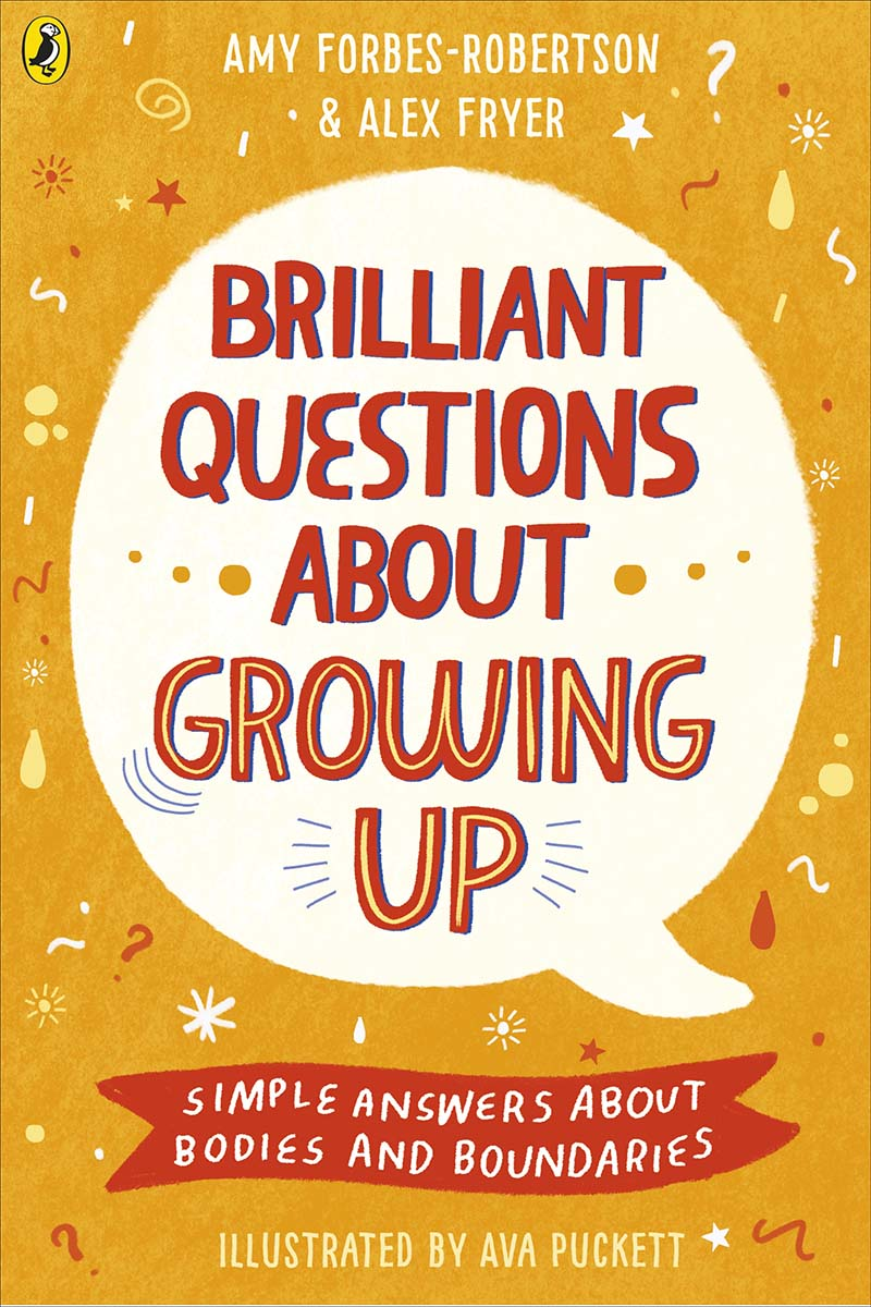 Brilliant Questions About Growing Up - Jacket