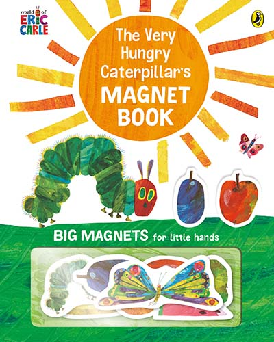 The Very Hungry Caterpillar's Magnet Book - Jacket