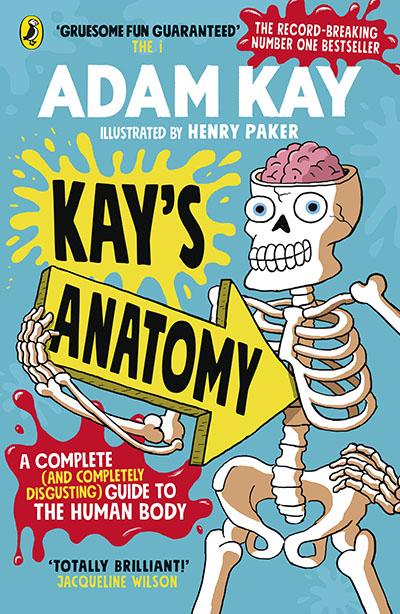 Kay's Anatomy - Jacket