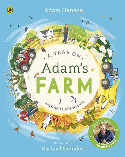 A Year on Adam's Farm - Jacket