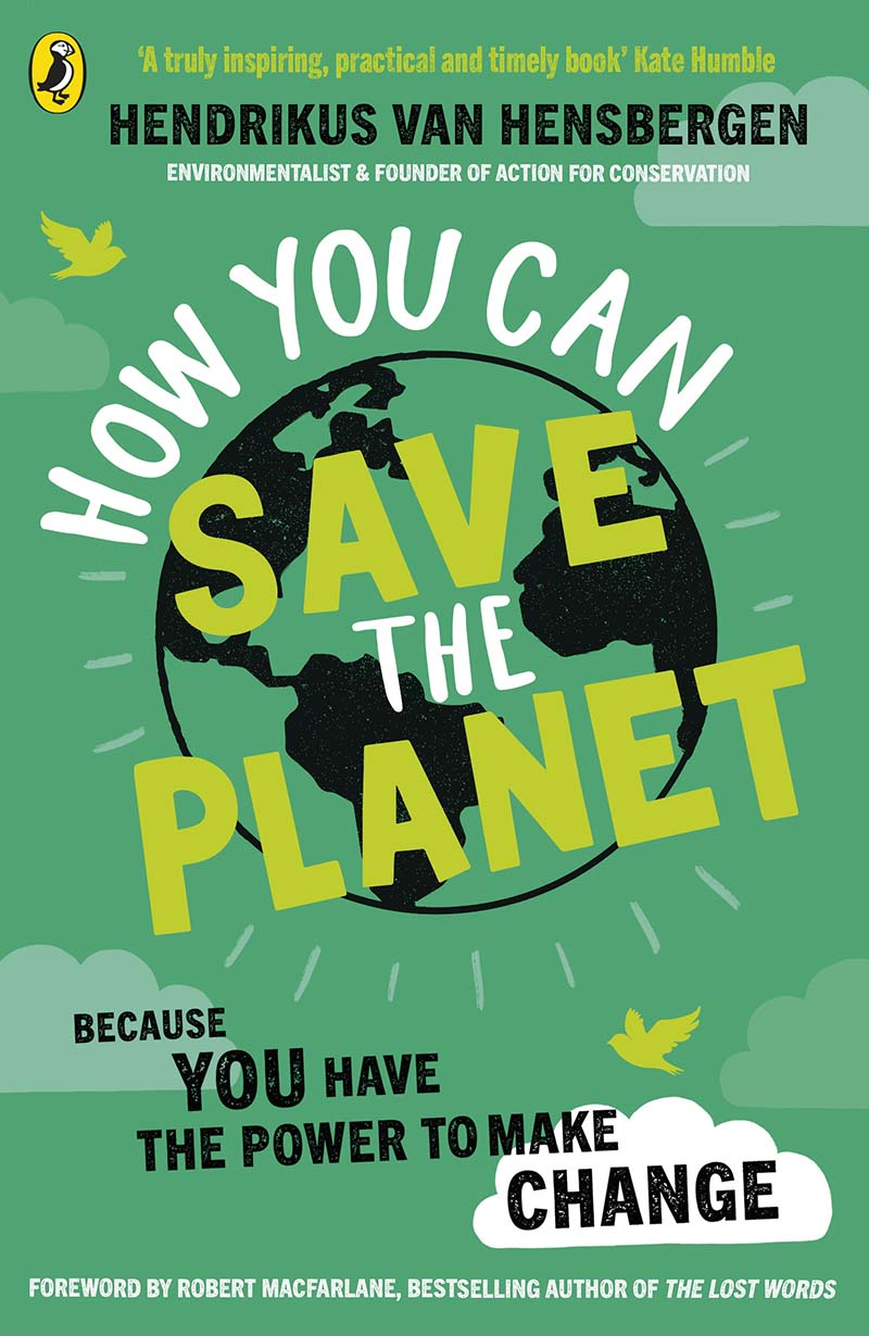 How You Can Save the Planet - Jacket