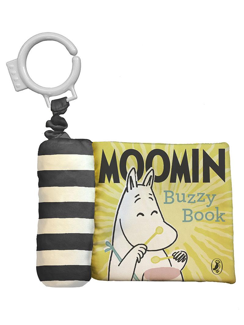 Moomin Baby: Buzzy Book - Jacket