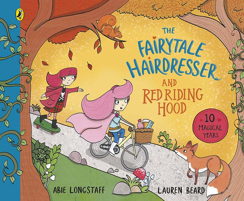 The Fairytale Hairdresser and Red Riding Hood - Jacket