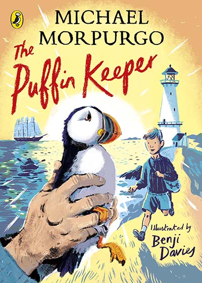 The Puffin Keeper - Jacket