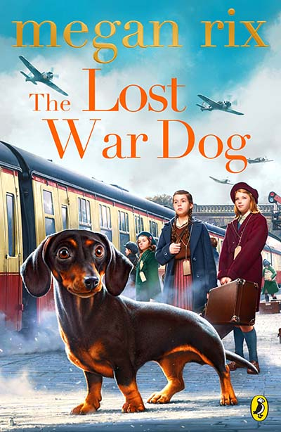The Lost War Dog - Jacket