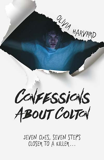 Confessions about Colton - Jacket