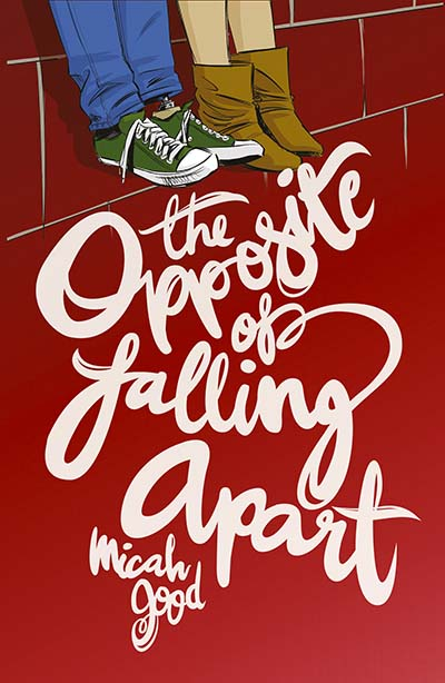 The Opposite of Falling Apart - Jacket