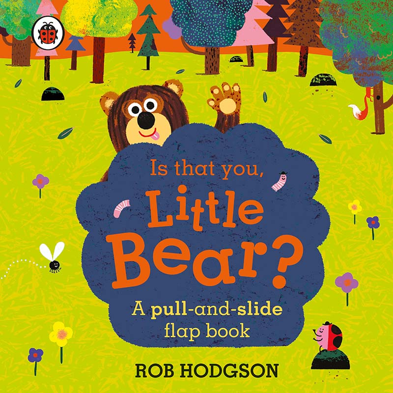 Is that you, Little Bear? - Jacket