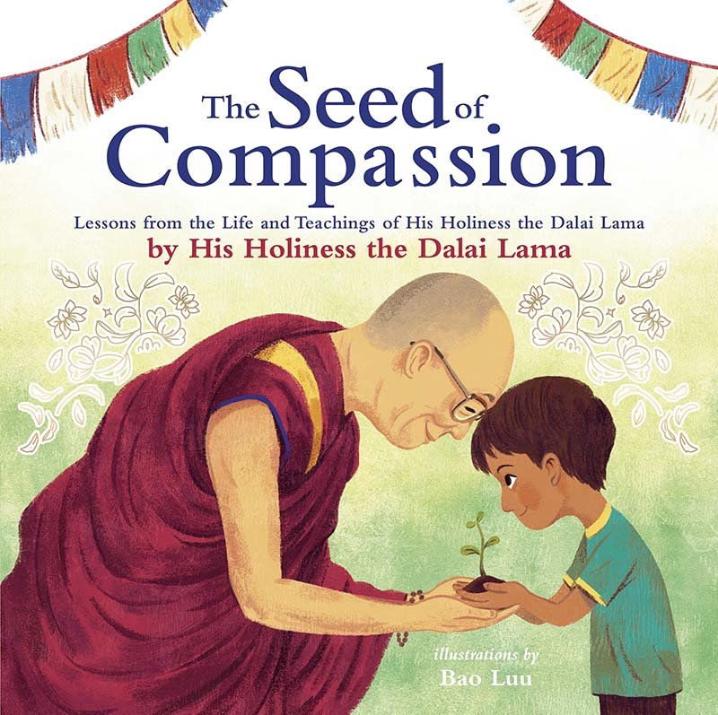 The Seed of Compassion - Jacket