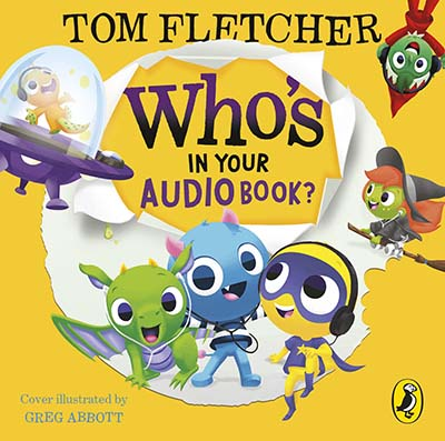 Who's In Your Audiobook? - Jacket