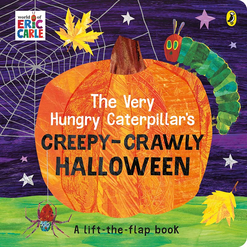 The Very Hungry Caterpillar's Creepy-Crawly Halloween - Jacket