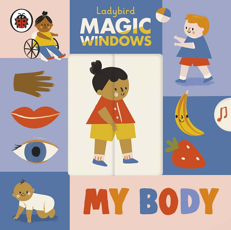 Magic Windows: My Body - Jacket