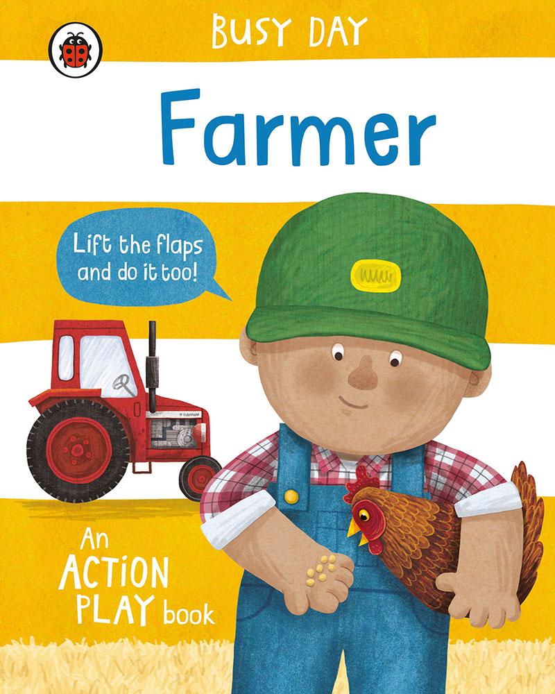 Busy Day: Farmer - Jacket