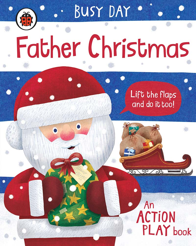 Busy Day: Father Christmas - Jacket