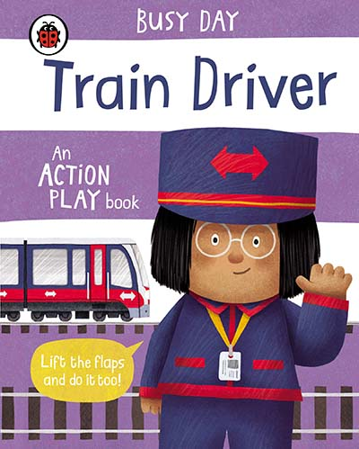 Busy Day: Train Driver - Jacket