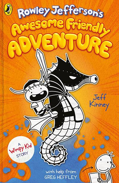 Rowley Jefferson's Awesome Friendly Adventure - Jacket