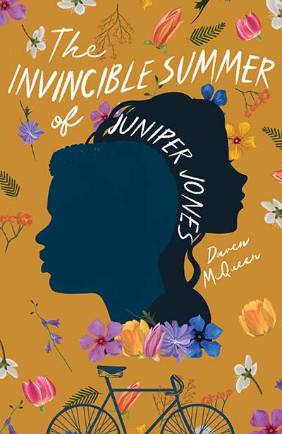 The Invincible Summer of Juniper Jones - Jacket