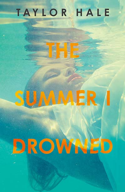 The Summer I Drowned - Jacket